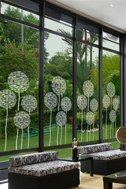 Balloons 1  - Glass Decals