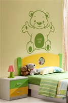 Wall Decals  - Bear Hug