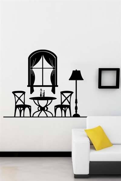 Wall Decals  - Create A Scene
