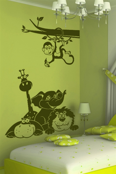 Wall Decals  - My Friends