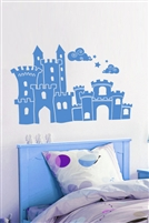 Wall Decals  - Castles