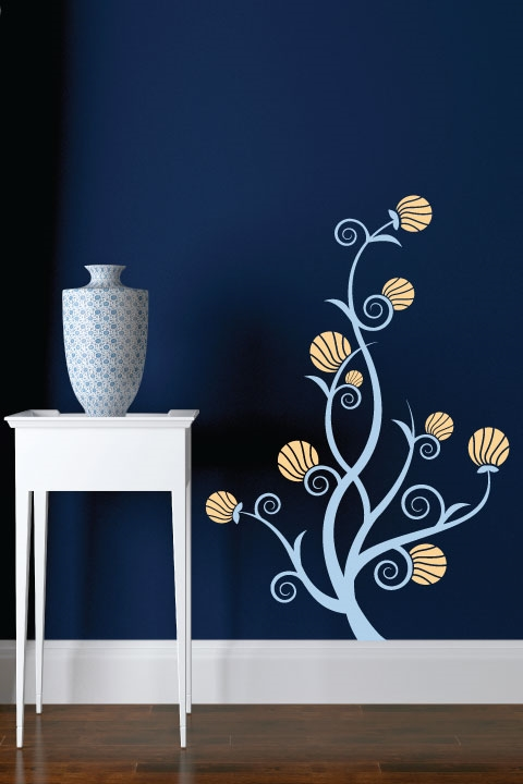 wall decals arbor zen- walltat art without boundaries