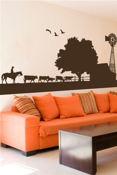 Wall Decals  Farmland