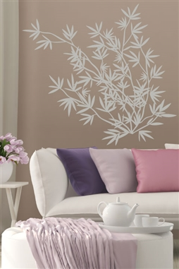 Wall Decals  Bamboo 2