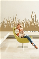 Blades of Grass Border Wall Decal, LG 32 colors- 6 sizes | Walltat.com