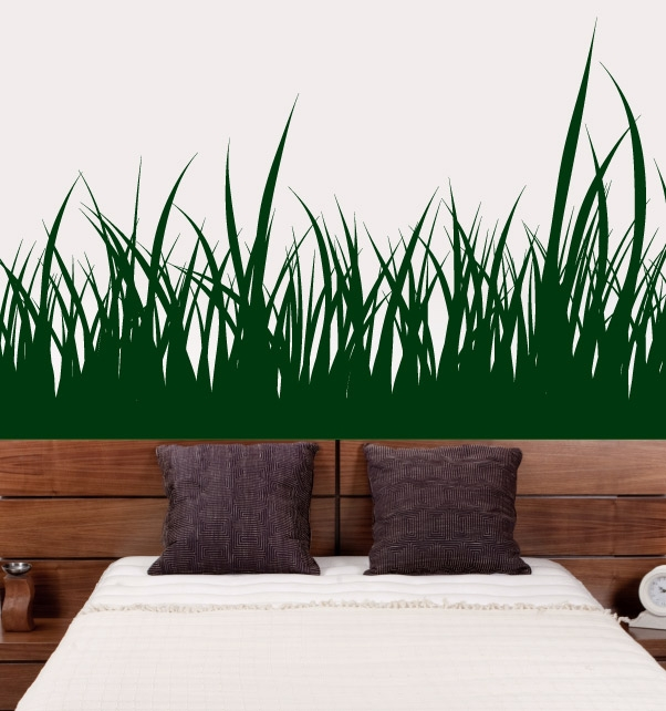 wall decals tall grasses - walltat art without boundaries