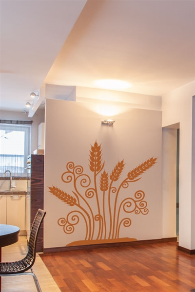 Wall Decals  Ear of Wheat