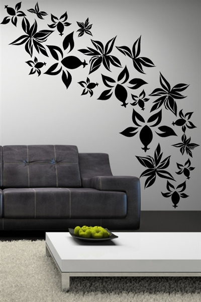 Wall Decals  Perfume Garden