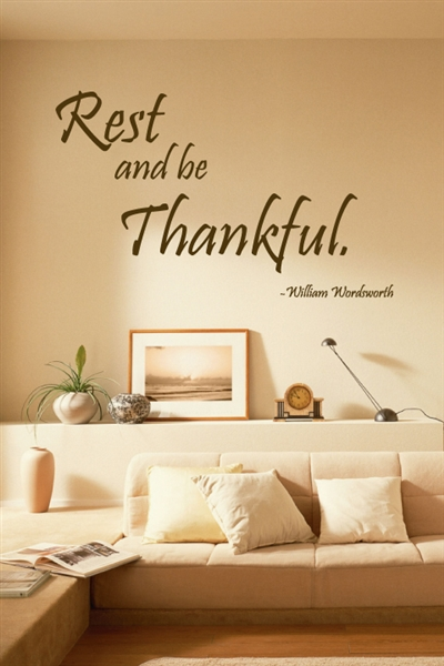 Wall Decals Sleeping Graphic