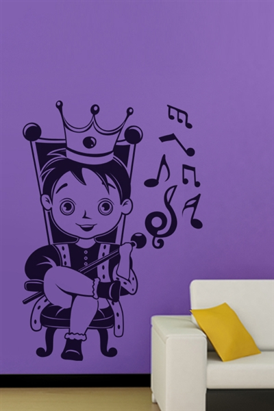Prince Wall Decals