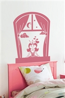 Loves Me Loves Me More Wall Decals