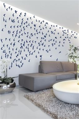 Wall Decals Birds in Flight