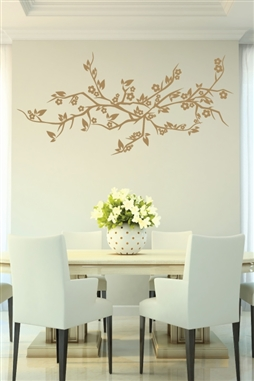 Wall Decals Cherry Branch