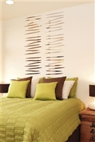 Wall Decals  Reflective Line Graphic 1