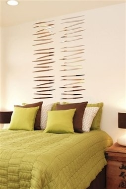 ... Wall Decals Reflective Line Graphic 1