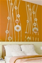 Wall Decals  Reflective Line Graphic 2