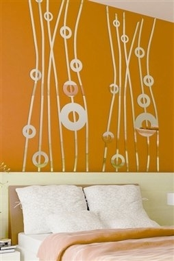 Wall Decals Reflective Line Graphic ...