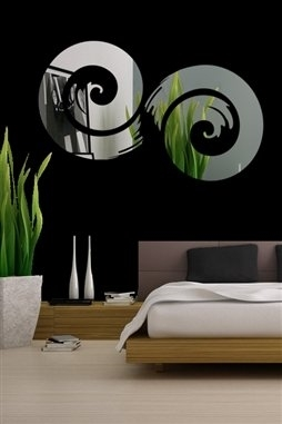 Wall Decals  Projection Mirror -Reflective Decals