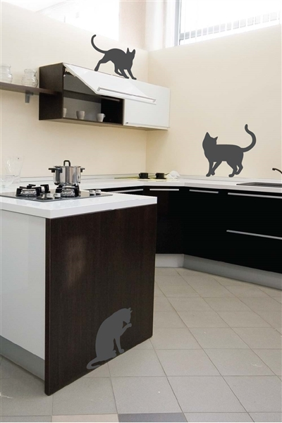 Wall Decals  Cat Decals