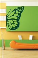 Wall Decals  Butterfly Wing