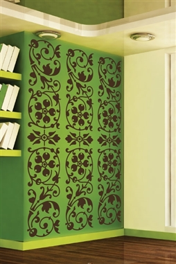 Wall Decals  Ornamental Vines