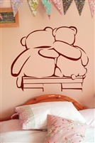 Baby Wall Decals -Bear Buddies