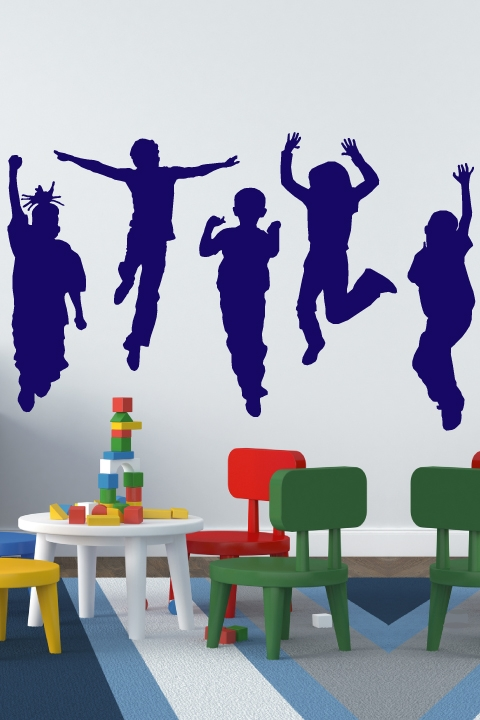 Kids Wall Decals  Kids At Play Part 75