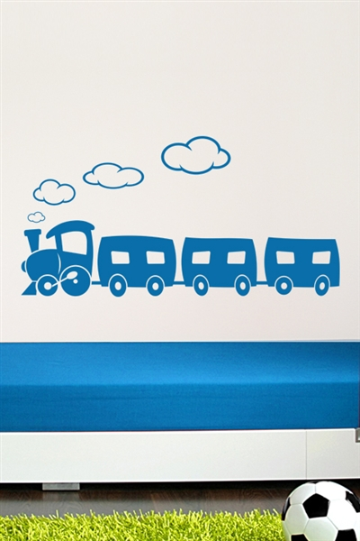 Baby Wall Decals -Choo -Choo Train