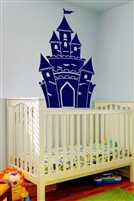 Kids Wall Decals -Prince's Castle