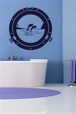 Wall Decals  Porthole