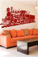 Wall Decals  Locomotive