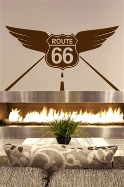Wall Decals  Route 66