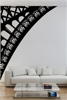 Wall Decals  Iron Structure