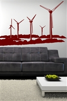 Wall Decals  Watermill