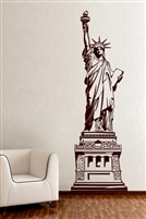 Wall Decals  Statue of Liberty