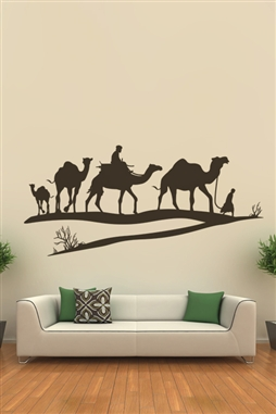 Wall Decals  Desert by Camel