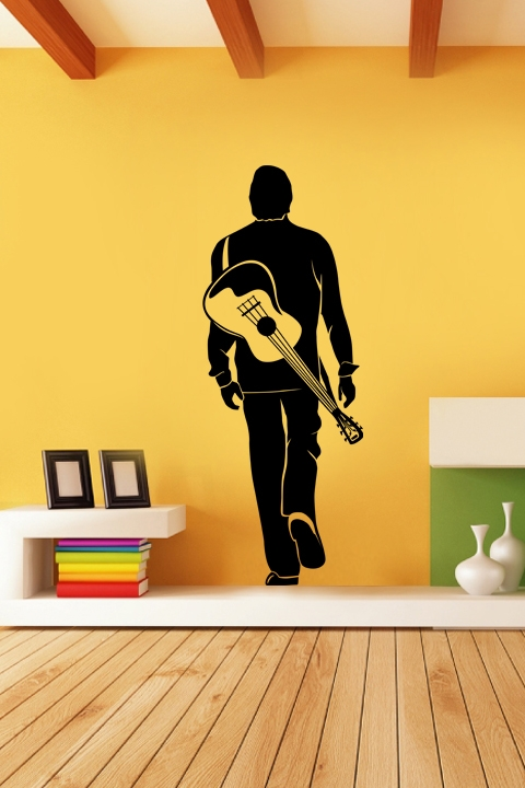 Wall Decals Country Music Icon- WALLTAT.com Art Without Boundaries