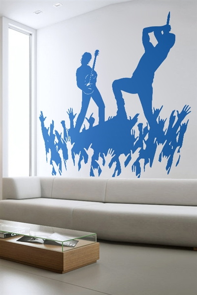 Wall Decals  Hey Hey Hey