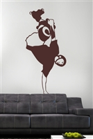 Wall Decals  Rollerblader