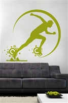 Wall Decals  Track Runner Profile