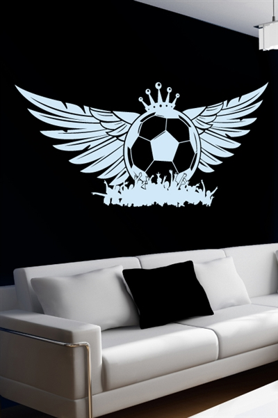 Wall Decals Soccer