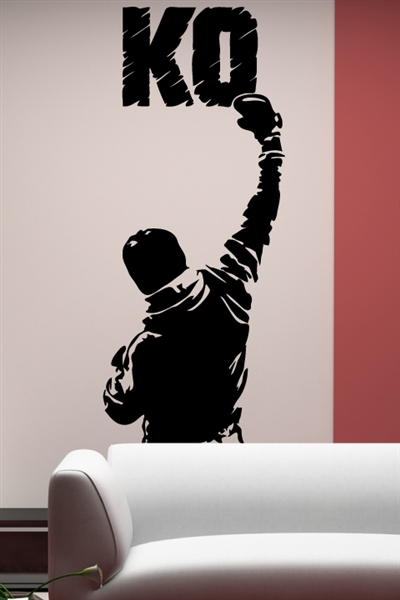 Wall Decals Champion Dream