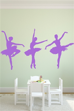 Wall Decals  Ballet