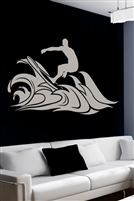 Wall Decals  Surfs Up