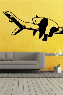 Wall Decals  Panda