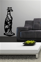 Finneman Dog Wall Decals