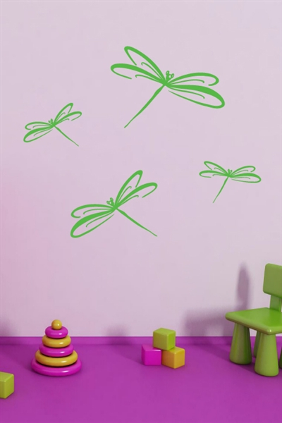 Wall Decals  Dragonfiles