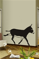 Wall Decals Donkey