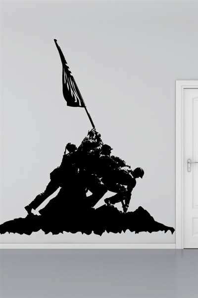 Wall Decals  Silhouette