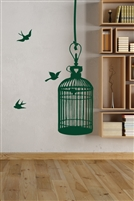 Wall Decals  Cage